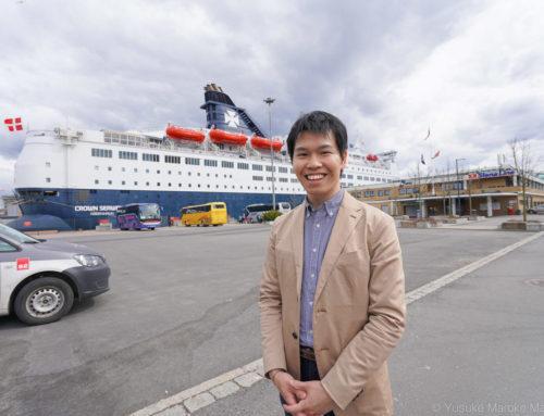 【動画公開】北欧 オスロ〜コペンハーゲン クルーズ船の旅
