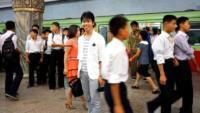 北朝鮮・平壌地下鉄